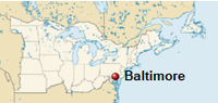 GeoPositionskarte UCAS - Baltimore.png