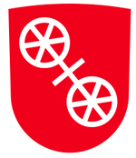 Coat of arms of Mainz-2008.png